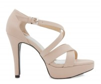 Sharon Beige Colour Casual Sandals