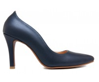 Cheyenne Navy Blue Dinner Shoes