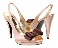 Sally Nude Pink Satin Wedding Sandals